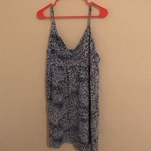 Old navy large spaghetti strap dress.